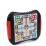 LJSHU Kinder-Puzzle-Board-Magnetic Belt Schubladen Verschiedene Schachbrett-Eltern-Kind-Ausrüstung,D