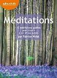 Méditations : 12 méditations guidées pour s'ouvrir à soi et aux autres / Fabrice Midal | MIDAL, Fabrice. Auteur. Narrateur