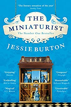 The Miniaturist by [Burton, Jessie]