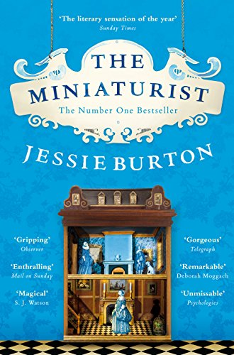 The Miniaturist by [Burton, Jessie]