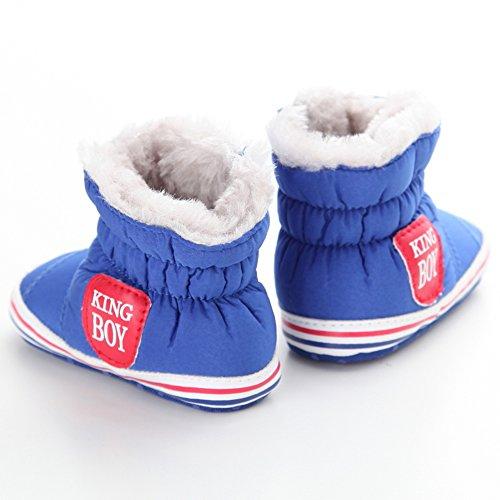 leap frog  Snow Boots,  Baby, Jungen Schneestiefel Blau