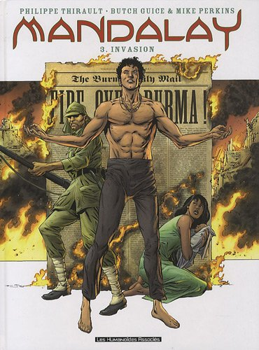 Mandalay, Tome 3 : Invasion