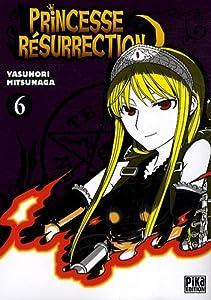 Princesse Résurrection Edition simple Tome 6