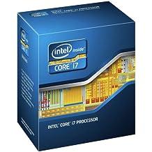 Intel Core i7-3770 - Procesador (Intel Core i7, 3,4 GHz, Socket H2 (LGA 1155), 32 GB, DDR3-SDRAM, 1333, 1600 MHz)
