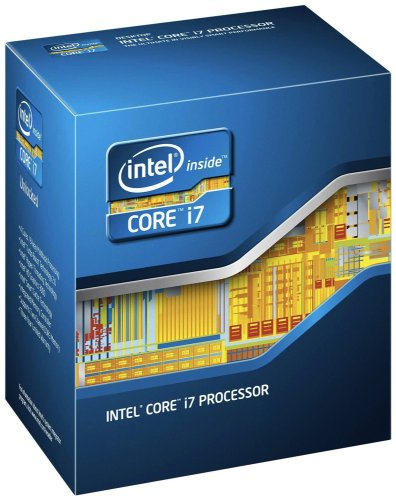 Intel Core i7-3770 Box, LGA1155