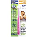 Best Baby Buddy Toddler Toothbrushes - 1 Count , Pink : Baby Buddy 360 Review
