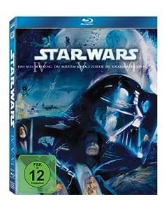 Star Wars: Trilogie IV-VI [Blu-ray]