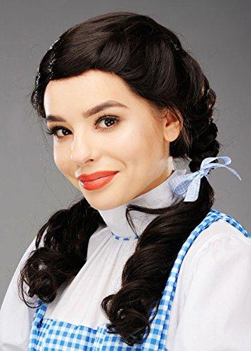 Magic Box Int. Womens Deluxe Braune Geflochtene Dorothy ()
