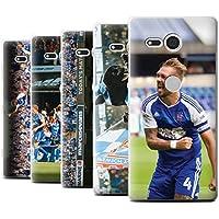 Offiziell Ipswich Town FC Hülle / Case für Sony Xperia XZ2 Compact / Pack 8pcs Muster / ITFC Feierlichkeiten Kollektion