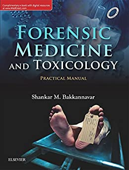 Forensic Medicine And Toxicology Practical Manual, 1st Edition - E-book por Shankar M Bakkannavar epub
