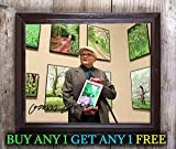 David Hockney A Bigger Splash Autographed Signed 8x10 Photo Reprint #89 Special Unique Gifts Ideas for Him Her Best Friends Birthday Christmas Xmas Valentines Anniversary Fathers Mothers Day