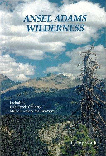 Ansel Adams Wilderness (Hiking & Biking) by Ginny Clark (2001-04-15)