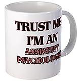 Cafepress–Trust Me, I' m An assistente Psicologo tazze–unico - Best Reviews Guide