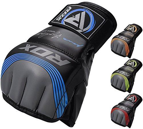 RDX MMA Handschuhe Maya Hide Leder Trainingshandschuhe