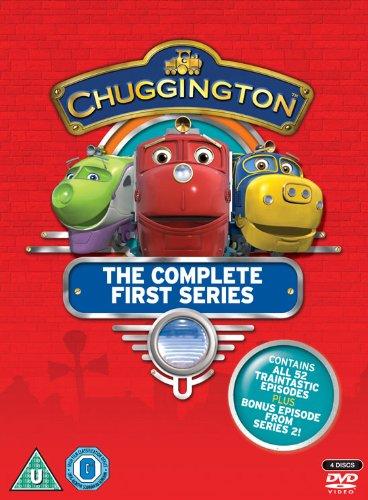 Chuggington   Complete Series 1 Box Set [Reino Unido] [DVD]