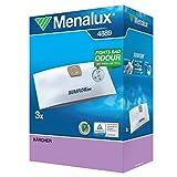 Menalux 4889/3 Staubbeutel/Duraflow/Kärcher/Aqua Vac