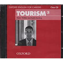 Oxford English for Careers : Tourism, Level 3, 1 Class-Audio-CD