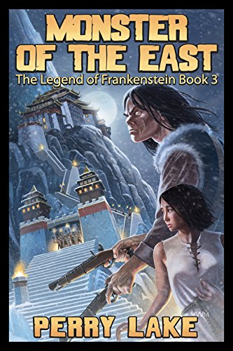 MONSTER OF THE EAST (English Edition) eBook: Perry Lake ...