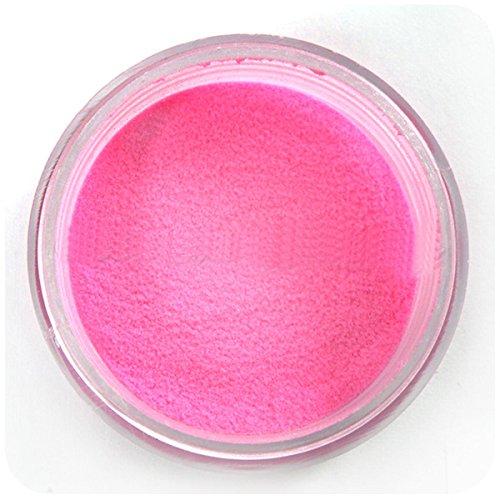 BF Rose couleur ongle poudre acrylique pour Nail Art astuces bricolage UV Gel Builder CODE: #286Pink