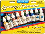 Jacquard Products Lumiere/Neopaque Pack, 0.5 oz (pack of 9)