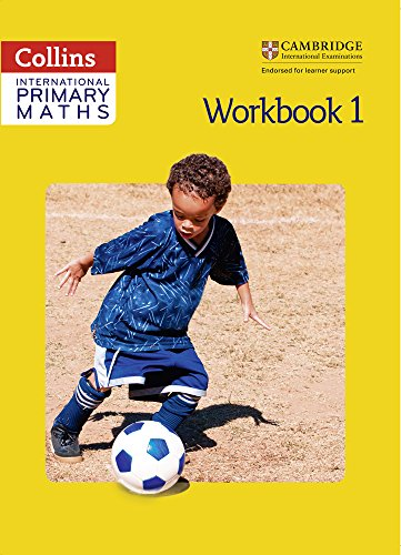 Collins International Primary Maths – Workbook 1 por Lisa Jarmin