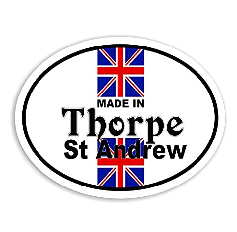 Andrew Jack - Made In Thorpe St Andrew - Union
