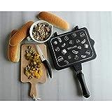 Emsan Tost Grill Döküm Granit Tost Makinesi