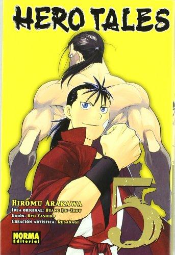 HERO TALES 05 (CÓMIC MANGA) por Hiromu Arakawa