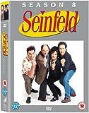 Seinfeld Season 8 (4 Dvd) [Edizione: Regno Unito] [Edizione: Regno Unito]