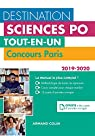 Destination Sciences Po - Concours Paris 2019-2020 par Gayard