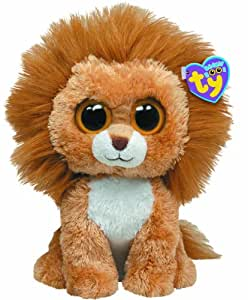Ty 7136920King Buddy Lion Beanie Toy 21.5cm Large