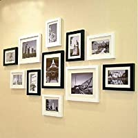 PF 2 colori Frame Collection Photo Wall Set di 11