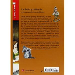 La Bella Y La Bestia N/c (Colección Cucaña)