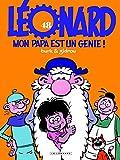 Mon papa est un génie ! : Léonard ; 48 | Zidrou (1962-....). Auteur