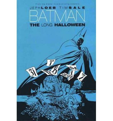 The Long Halloween (Batman) Loeb, Jeph ( Author ) Oct-11-2011 Paperback