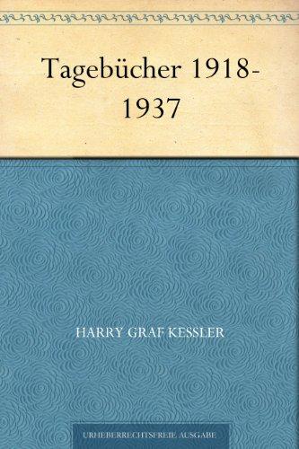 Tagebücher 1918-1937 (Datum Kreis)