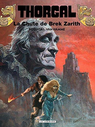 Thorgal - tome 06 – La chute de Brek Zarith par Van Hamme