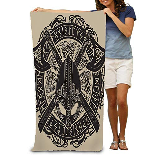 zexuandiy Adults Cotton Beach Towel 31