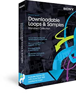 Sony Sound Series Standard Loops Sample Library