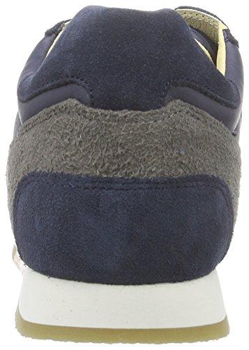 Bikkembergs 641128, Sneakers basses homme bleu (Blue/Grey)