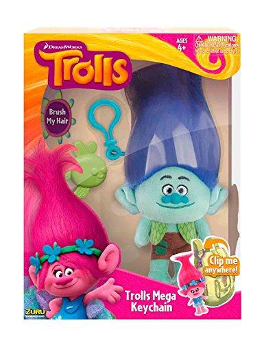Trolls - 34240 - Porte-Clés - Branche - 22 cm