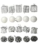 TRINITY CHRISTMAS MIX DECORATION PACK OF...