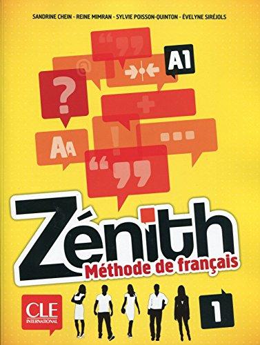 zenith-1-niveau-a1-livre-de-leleve-dvd-rom