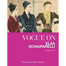 Vogue on Elsa Schiaparelli