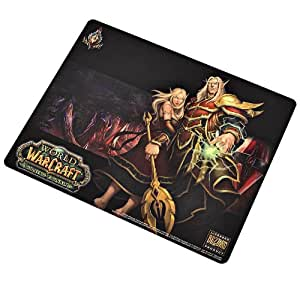 "Hama Tapis de souris ""World Of Warcraft"" elfe de sang"