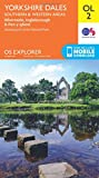 OS Explorer OL2 Yorkshire Dales - Southern & Western areas (OS Explorer Map)
