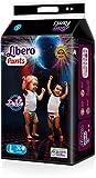 #10: Libero Diaper Pants large Size (40 Pieces),