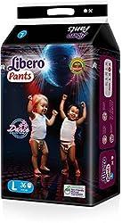 Libero Diaper Pants large Size (40 Pieces),