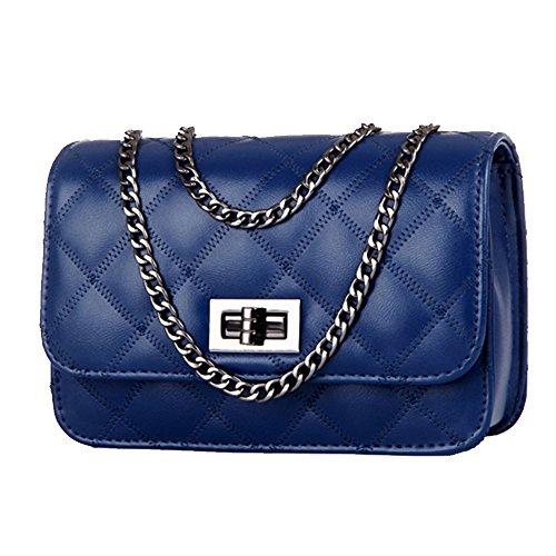 GSPStyle - Borsa a tracolla donna dark blue