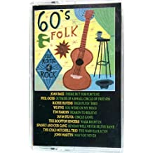 Roots of Rock: 60's Folk [Musikkassette]